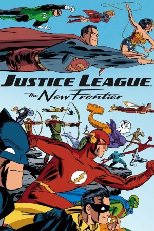 Descargar Gratis Justice League New Frontier
