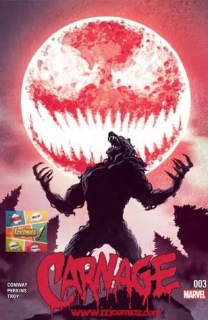 Comics marvel PDF Carnage Vol-2