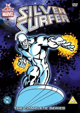 Serie Animada Silver Surfer