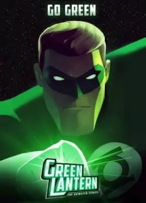 Serie Animada Linterna Verde