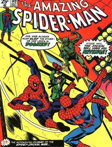 Spider-man La Saga del Clon Original