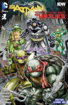 Batman - Tortugas Ninjas