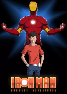 Serie Animada Iron Man Armored Adventure