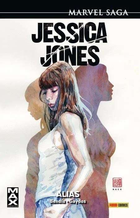 Alias-Jessica Jones
