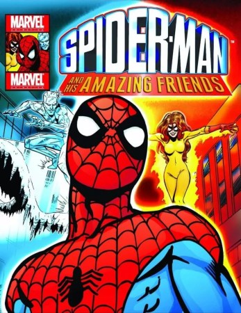 Serie Animada Spider-Man and His Amazing Friends