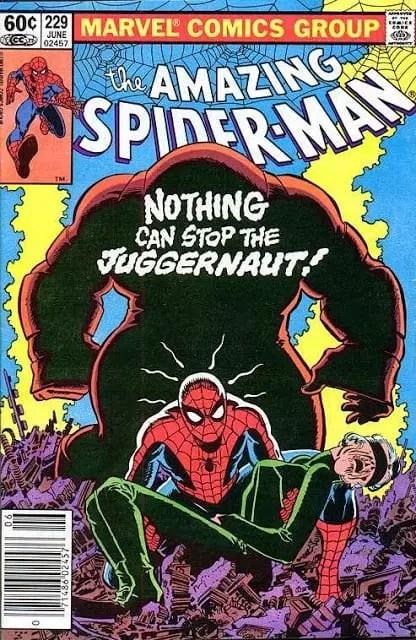 Spider-man Nada Puede Detener al Juggernaut