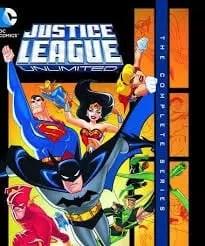 Serie Animada Liga de la Justicia Unlimited