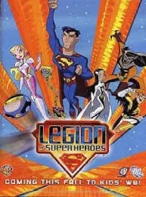 Serie Animada Legion de Superheroes