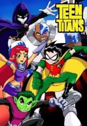Serie Animada Teen Titans