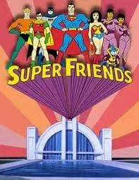 Serie Animada Super Amigos