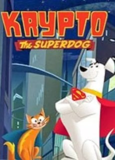 Serie Animada Krypto El Superperro