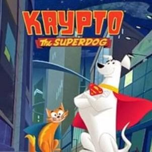 Serie Animada Krypto El Superperro