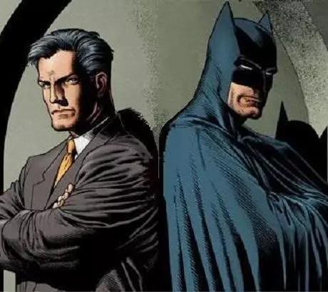 bruce wayne Superheroes y Villanos mas Ricos de los Comics