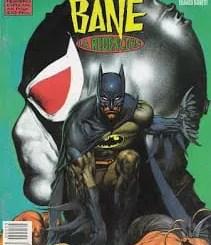 Comic La venganza de Bane 2-Redencion