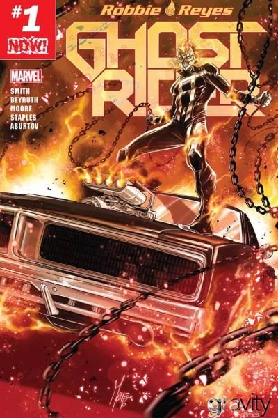 Robbie Reyes: Ghost Rider