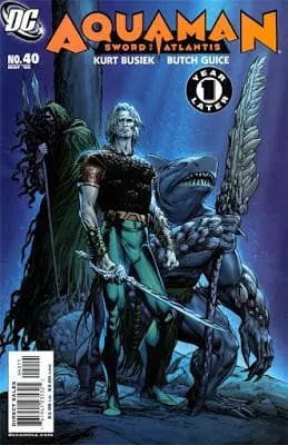 Aquaman: Sword Of Atlantis Volumen 1