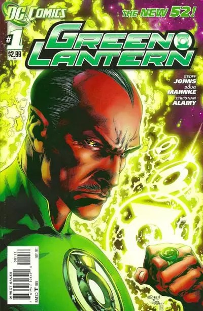 Green Lantern Volumen 5 (New 52)
