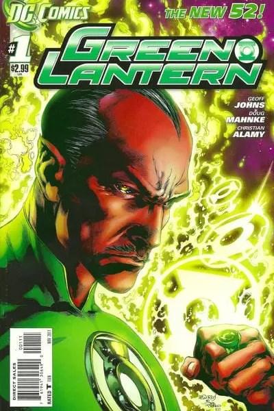 Green Lantern Volumen 5 (New 52)