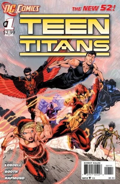 Teen Titans Volumen 4 (New 52)
