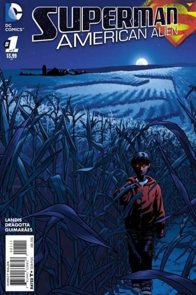 Superman: American Alien Volumen 1