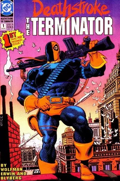Deathstroke The Terminator