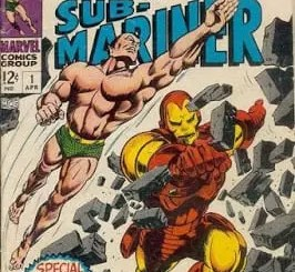 Iron Man And Sub-Mariner Volumen 1