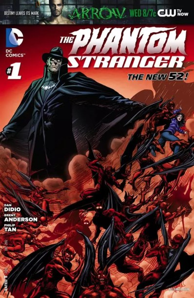 Phantom Stranger Volumen 4