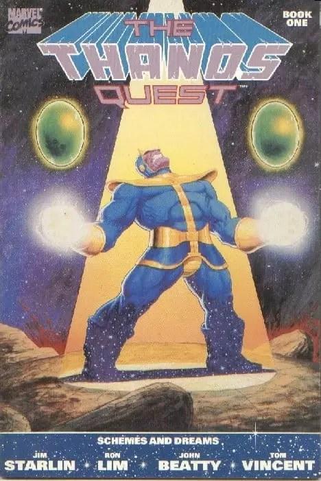 Thanos Quest | CBR-Español |