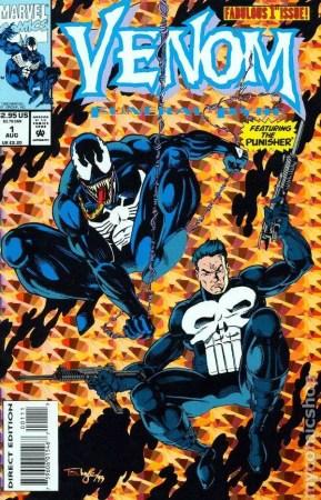 Venom: Pira Funeraria