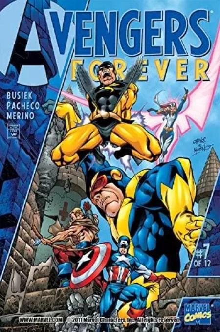 Avengers Forever Completo