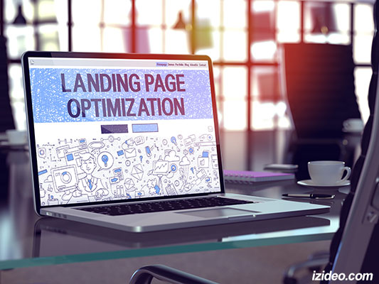 the Audiences to Enhanced Landing Pages