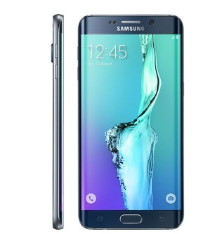 galaxy s6 edge plus black