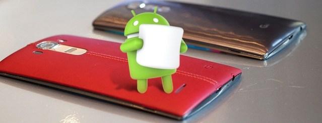 LG G4 Marshmallow