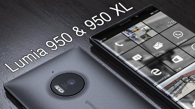 Microsoft Lumia 950 and 950 XL