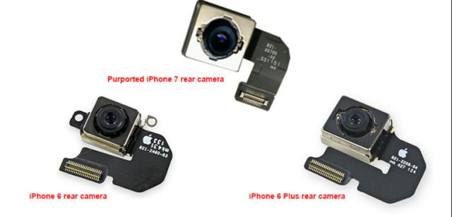 Apple iPhone 7 OIS