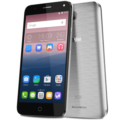 Alcatel Pop 4 Grey Guaranteed Cashback