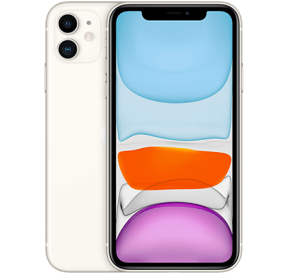 Apple iPhone 11 256GB White Cashback