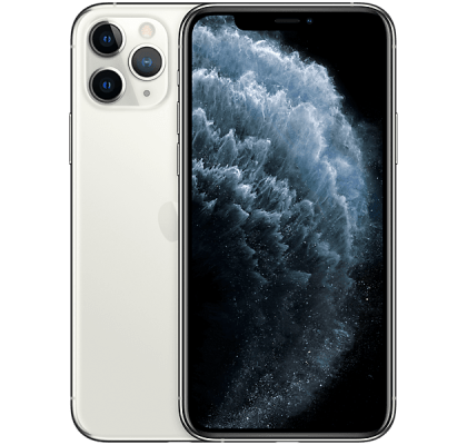 Apple iPhone 11 Pro Silver Cashback by Redemption
