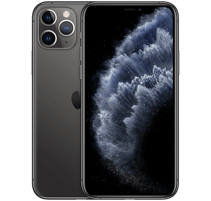 Apple iPhone 11 Pro GiffGaff Unltd Allowances for £25 (1m)