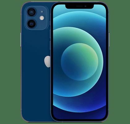 Apple iPhone 12 128GB Blue O2 Mobile Upgrade