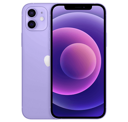 Apple iPhone 12 128GB Purple Cashback by Redemption