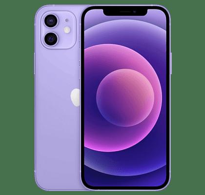 Apple iPhone 12 64GB Purple Guaranteed Cashback
