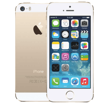 Apple iPhone 5S Gold Cashback by Redemption