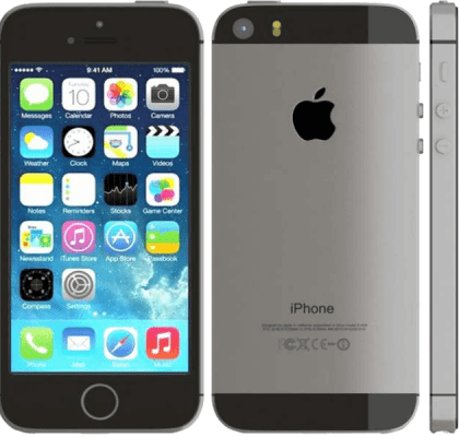 Apple iPhone 5S EE Unltd Allowances for £15 (24m)