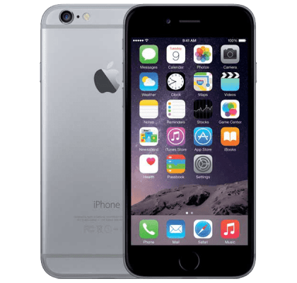 Apple iPhone 6 Plus 128GB O2 Mobile Contract