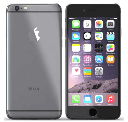Apple iPhone 6 O2 Mobile PAYG