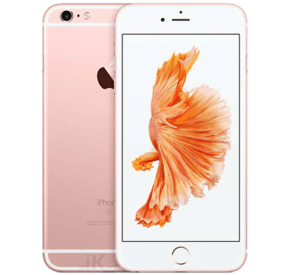 Apple iPhone 6S Plus 128GB Rose Gold iT7s2 Sport Bluetooth Headphones