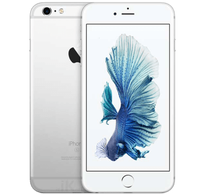 Apple iPhone 6S Plus Silver O2 Unltd Allowances for £45 (24m)