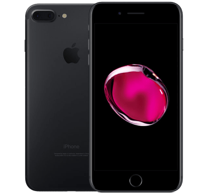 Apple iPhone 7 Plus GiffGaff Unltd Allowances for £20 (1m)