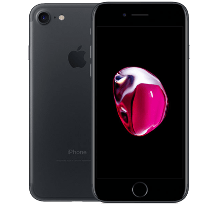 Apple iPhone 7 GiffGaff Unltd Allowances for £25 (1m)